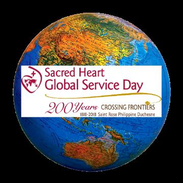 Sacred Heart Global Service Day