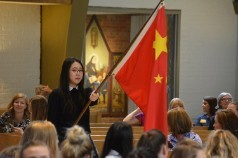 Annual Flag Ceremony Celebrates Our Rich Cultural Diversity